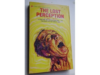 The Lost Perception . Daniel F. Galouye   , corgi SF 1968