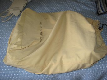 Louis Vuitton dustbag KEEP ALL size i kalas skick