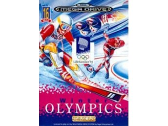 Winter Olympics - Megadrive