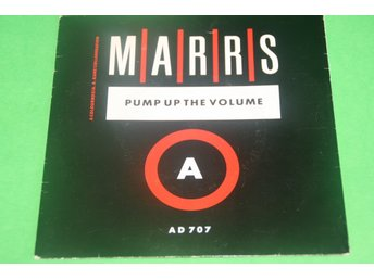MARRS. PUMP UP THE VOLUME / ANITNA