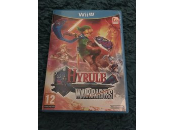 Hyrule warriors (svensksåld)