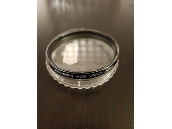 SOLIGOR UV FILTER 55 MM