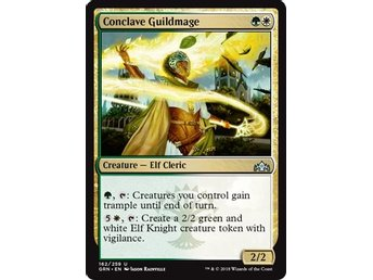 Conclave Guildmage - Magic The Gathering