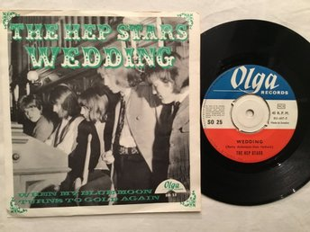 Hep Stars- Wedding (1966)