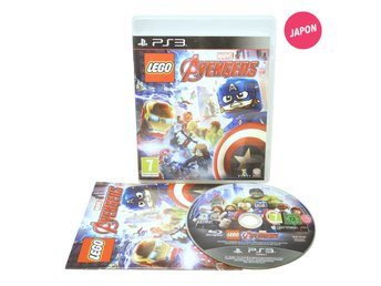 Lego Marvel's Avengers (EUR / PS3)
