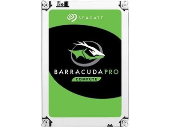 "Seagate BarraCuda PRO Desktop HDD 3,5"" 8TB, 256MB, 7200RPM"