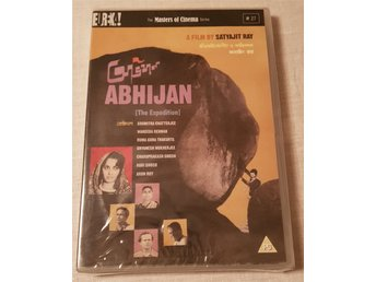 Abhijan (The Expedition) - Masters of Cinema #27