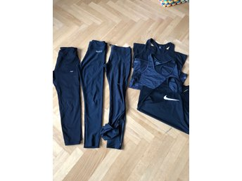 Träningskläder i strl M L.