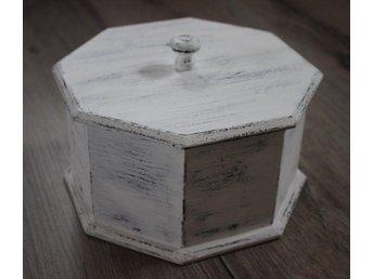 shabby chic låda