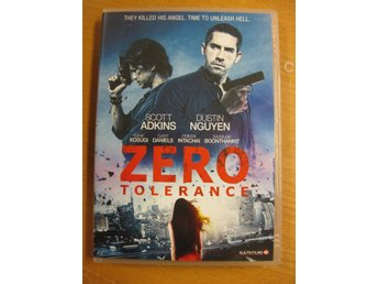 ZERO TOLERANCE - SCOTT ADKINS, DUSTIN NGUYEN - DVD 2015