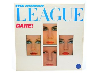 The Human League - Dare! V219 LP 1981