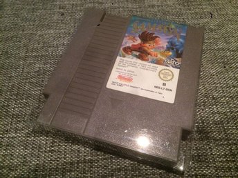 Nintendo, NES***Little Samson***SCN - Kungsbacka - Nintendo, NES***Little Samson***SCN - Kungsbacka
