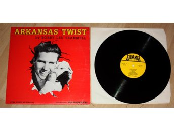 Bobby Lee Trammell  ARKANSAS TWIST US Rockabilly 1950's M-
