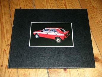 SAAB och Lancia - En unik bilhistoria - Bok Utgiven av Saab-Ana AB 1980 - Vänge - SAAB och Lancia - En unik bilhistoria - Bok Utgiven av Saab-Ana AB 1980 - Vänge