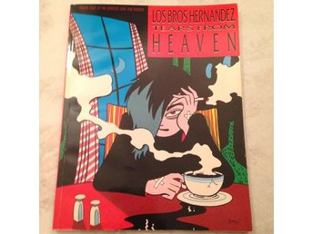 Love & Rockets Volym 4 - Tears from heaven - Seriealbum
