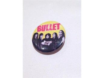 BULLET pin - Heavy Metal - Trollhättan - BULLET pin - Heavy Metal - Trollhättan