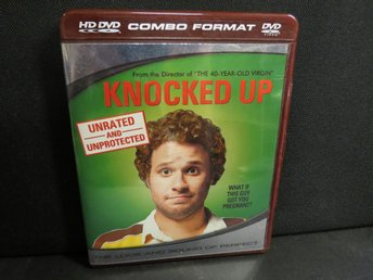 KNOCKED UP - Combo format (HD DVD)