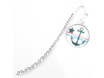 Ankare bokmärke / Anchor bookmark