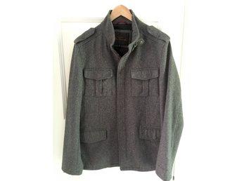 Ben Sherman Peacock Army coat - XL - älvsjö - Ben Sherman Peacock Army coat - XL - älvsjö