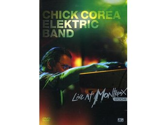 Corea Chick: Live at Montreux 2004 (DVD)