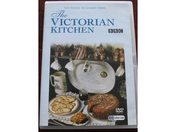 The Victorian Kitchen DVD BBC TV Series (2 disc)