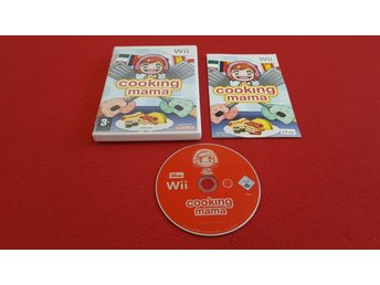 COOKING MAMA till Nintendo Wii