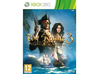 Port Royale 3 Xbox 360