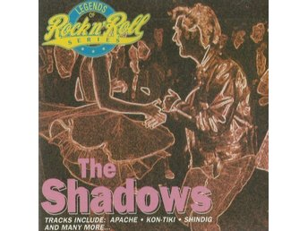 The Shadows - Legends Of Rock´n Roll CD-skiva
