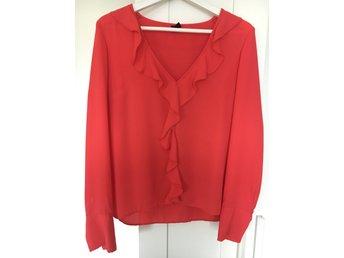 ᐈ Köp Skjortor   blusar för dam på Tradera • 209 annonser 73f8564b0d016