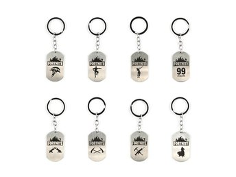 Nyckelring Bokstav A (300982830) ᐈ mzmode på Tradera de3af412f342f