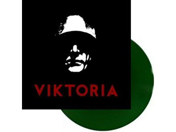 Marduk -Viktoria lp USA edition on dark green vinyl ltd 200