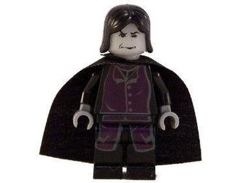 Lego - Harry Potter Figur - Professor Snape Klassisk