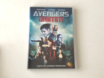 Avengers Grimm (DVD Film) sci-fi action adventure