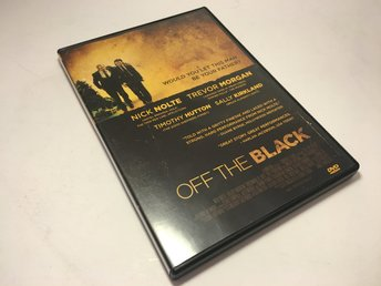 DVD - Off the black - 2006 - Komedi/drama - svensk text