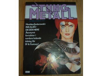 TUNG METALL NR 5 1988 Fint skick