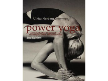 Power yoga, Ulrica Norberg (Eng)