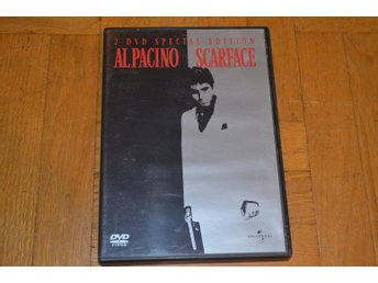 Scarface ( Al Pacino )  2-Disc Special Edition DVD