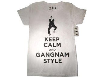 Keep Calm and Gangnam Style T-shirt Medium - Västerås - Keep Calm and Gangnam Style T-shirt Medium - Västerås