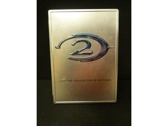 halo 2 xbox limited edition