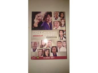 Greys anatomy säsong 10 DVD