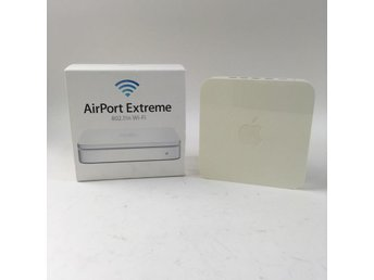 Apple, Airport Extreme, Router, A1143, Skick: Normalt