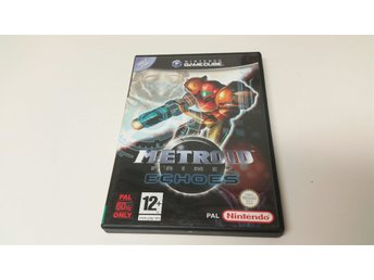 Metroid prime 2 echoes