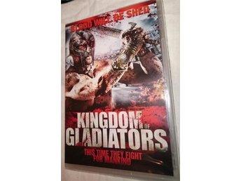 Kingdom of Gladiators - DVD film - örnsköldsvik - Kingdom of Gladiators - DVD film - örnsköldsvik