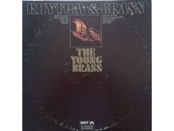The Young Brass title* Rhythm & Brass* US LP - Hägersten - The Young Brass title* Rhythm & Brass* US LP - Hägersten