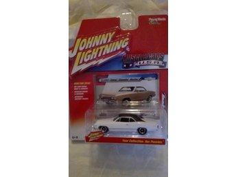 -67 Chevy Chevelle Malibu. Johnny Lightning 1/64. - Nusnäs - -67 Chevy Chevelle Malibu. Johnny Lightning 1/64. - Nusnäs