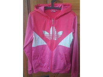 Adidas jacka, rosa