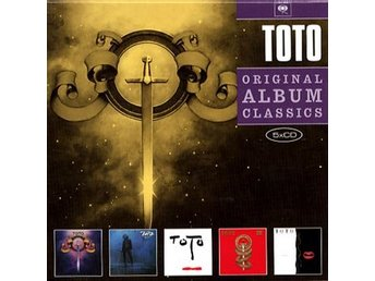 Toto: Original album classics 1978-84 (5 CD)