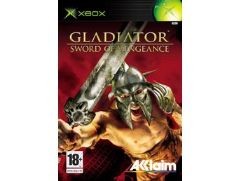 Gladiator: Sword of Vengance - Xbox