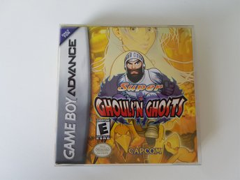 Super Ghouls 'n Ghosts Komplett (GBA/Gameboy Advance)