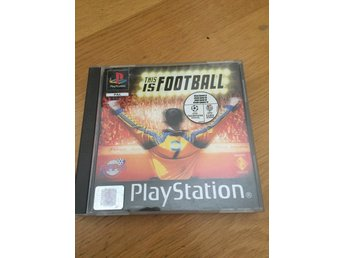 Playstation - This is football